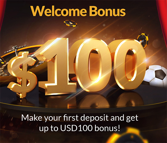 188bet 2021 welcome bonus 100usd