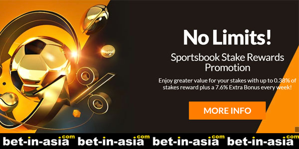 188bet sport book promotion 2019