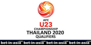 afc u23 qualifiers asia bet