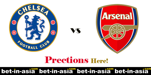 chelsea arsenal predictions