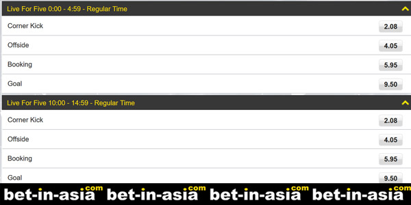 chelsea arsenal special bet offers