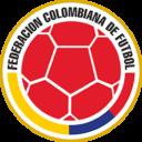 colombia football logo