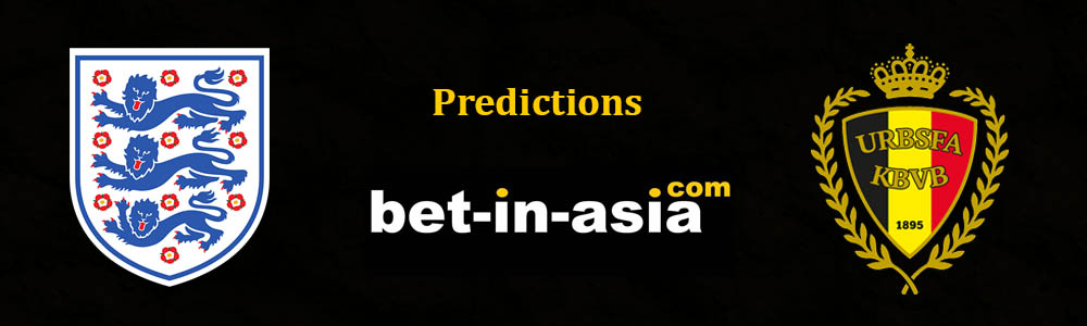 England vs Belgium predictions, betting tips
