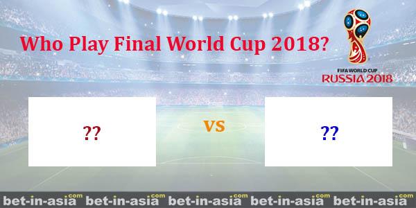 final world cup 2018