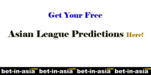 free asian league predictions