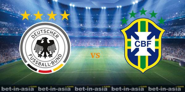 germany brazil predictions