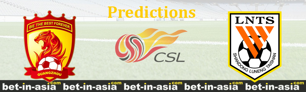 guangzhou shangdong predictions