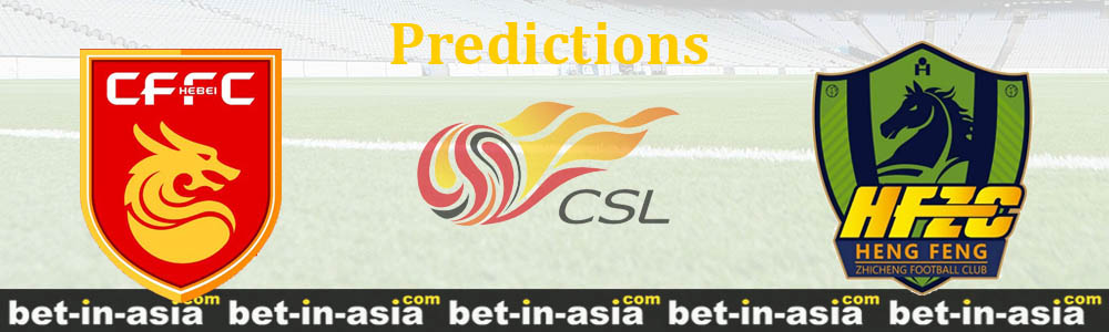 hebei heng feng predictions