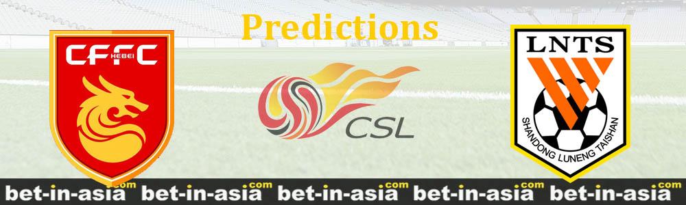hebei shandong predictions
