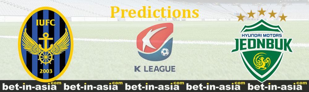 incheon jeonbuk predictions