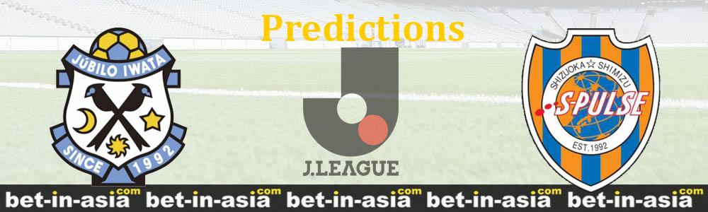 Jubilo Iwata vs Shimizu S-Pulse predictions, betting tips