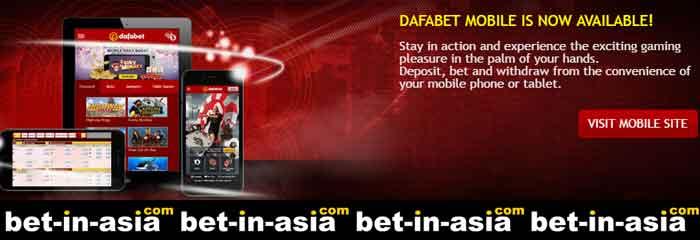 mobile sport betting bonus dafabet