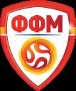 north macedonia football logo