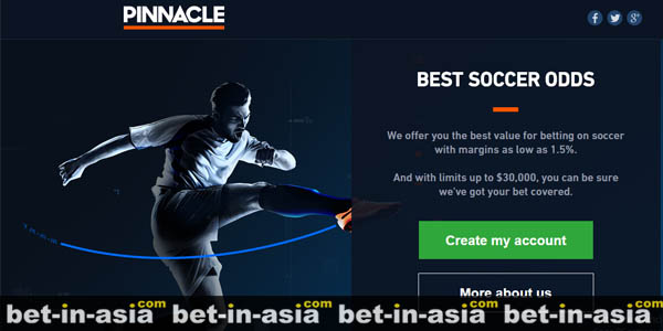 pinnacle asia best odds