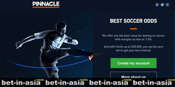pinnacle asia best odds