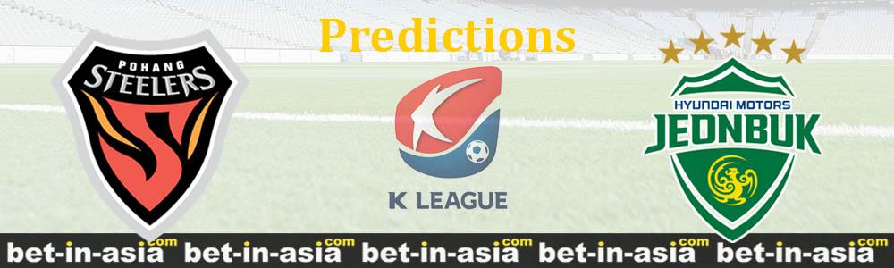 pohang jeonbuk predictions