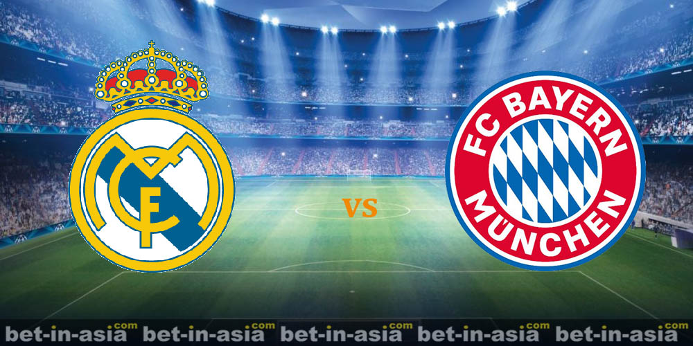 real madrid bayern munich predictions