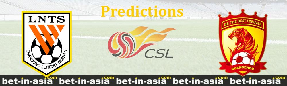 shandong guangzhou predictions