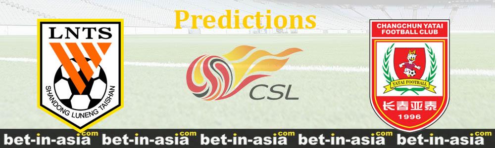 shandong yatai predictions